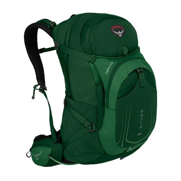 OSPREY(オスプレー) マンタAG 36/スプルースグリーン/M/L OS56030男性用 グリーン リュック バックパック バッグ トレッキングパック トレッキング30 アウトドアギア