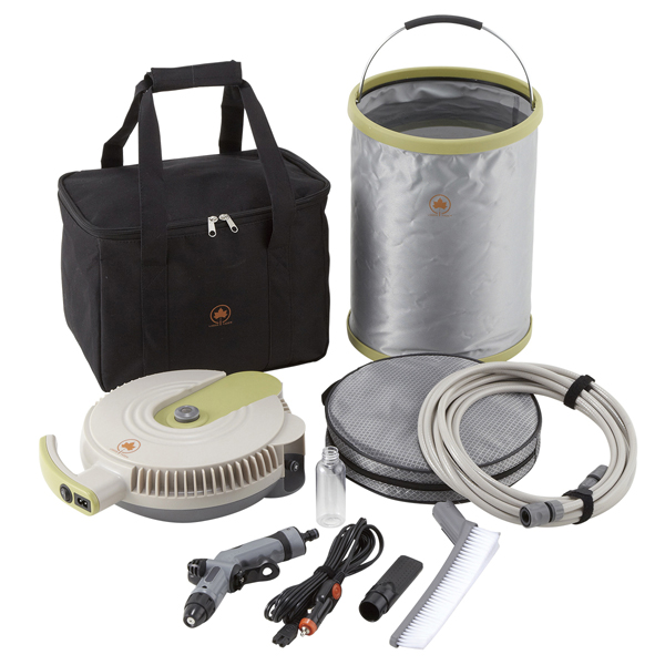 OUTDOOR LOGOS(ロゴス) LOGOS モバイル高圧洗浄機YD 69930111アウトドア アウトドア スポーツ 便利グッズ 便利グッズ アウトドアギア