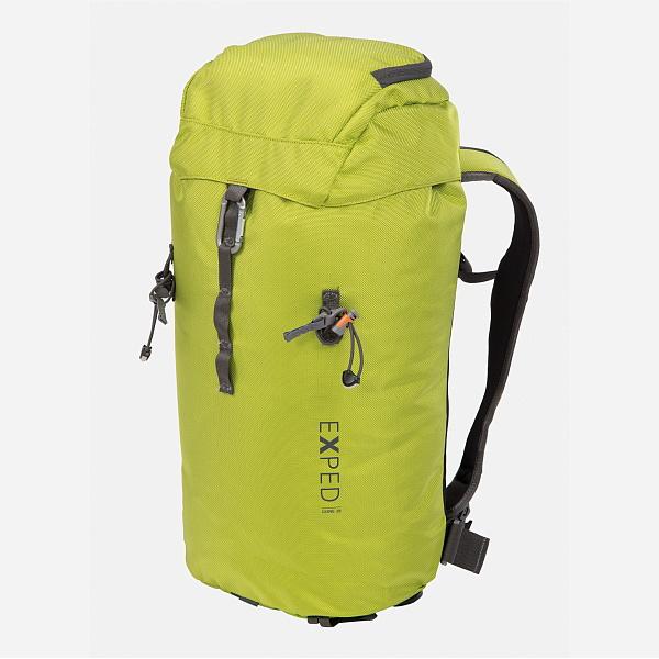 EXPED(エクスペド) Core 25/ライケングリーン 396172リュック バックパック バッグ トレッキングパック トレッキング小型 アウトドアギア
