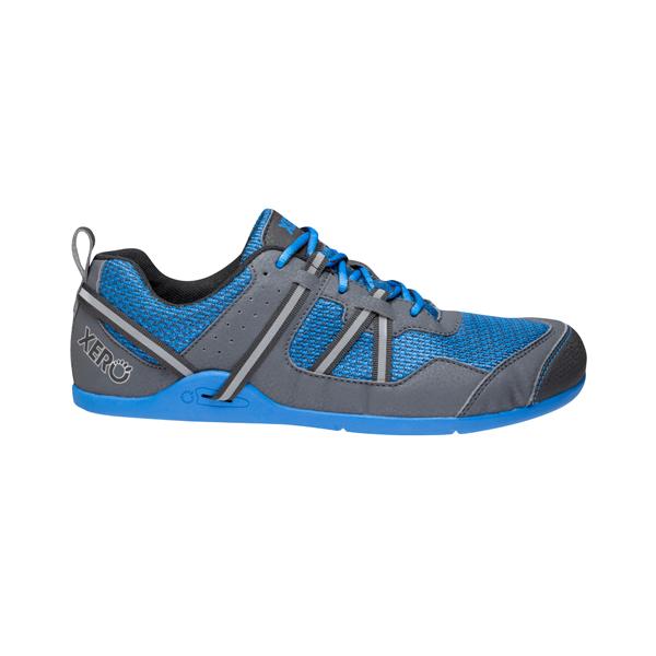 XEROSHOES(ゼロシューズ) プリオメンズ/インペリアルブルー/M10 PRM-BLBKアウトドアギア スニーカー・ランニング アウトドアスポーツシューズ トレッキング 靴 ブーツ ブルー 男性用
