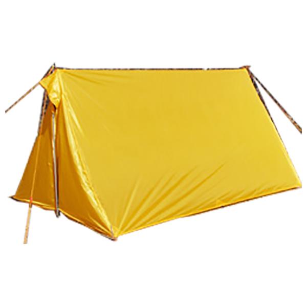 Ripen(ライペン アライテント) ピンチシート 0372200アウトドアギア ツエルト・ツエルトポール タープ テント イエロー おうちキャンプ ベランピング