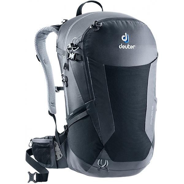 deuter(ドイター) フューチュラ 28 ブラック D3400518-7000ブラック リュック バックパック バッグ トレッキングパック トレッキング20 アウトドアギア