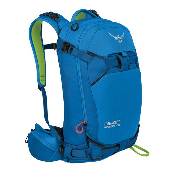 OSPREY(オスプレー) キャンバー 32/コールドブルー/M/L OS52102男性用 ブルー リュック バックパック バッグ トレッキングパック トレッキング30 アウトドアギア