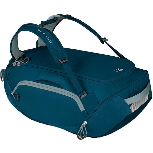OSPREY(オスプレー) トレイルキット 40/アイスブルー/ワンサイズ OS55193ブルー ダッフルバッグ ボストンバッグ トラベル・ビジネスバッグ ダッフル アウトドアギア