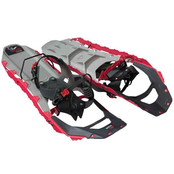 MSR(エムエスアール) REVOエクスプローラー女性用/22インチ/ブライトコーラル 40223アウトドアギア 登山 トレッキング スノーシュー 女性用