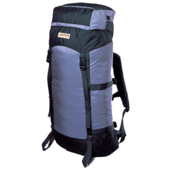 Ripen(ライペン アライテント) マカルー60L/GY 0100212グレー リュック バックパック バッグ トレッキングパック トレッキング60 アウトドアギア