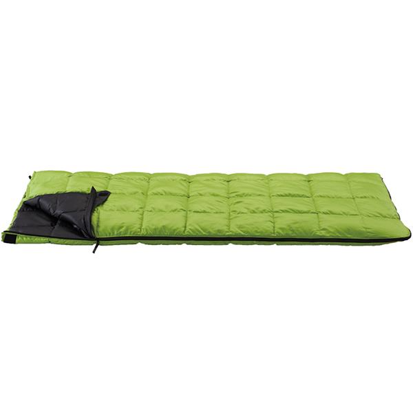 ISUKA(イスカ) ダウンプラス レクタ 200/フレッシュグリーン 139230グリーン スリーシーズンタイプ(三期用) シュラフ 寝袋 アウトドア用寝具 封筒型 封筒サマー アウトドアギア