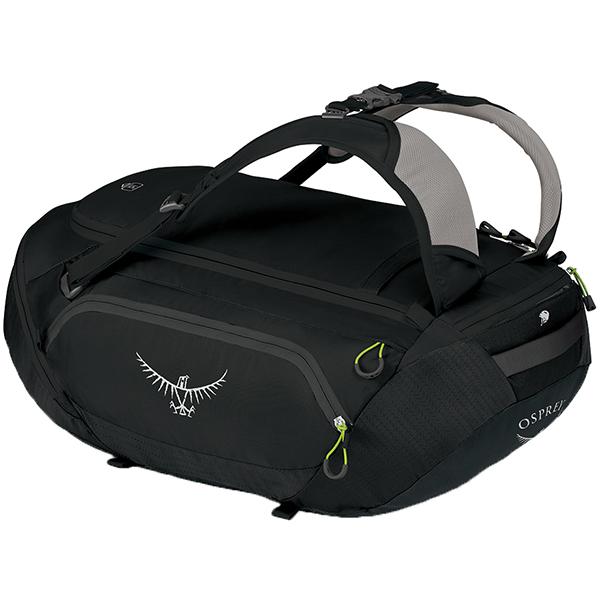 OSPREY(オスプレー) トレイルキット 40/アンスラサイトブラック/ワンサイズ OS55193ブラック ダッフルバッグ ボストンバッグ トラベル・ビジネスバッグ ダッフル アウトドアギア
