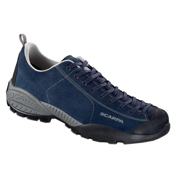 SCARPA(スカルパ) モヒートGTX/ブルーコズモ/38 SC21052アウトドアギア トレッキング用 トレッキングシューズ トレッキング 靴 ブーツ ブルー 男性用