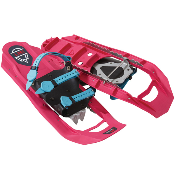 MSR(エムエスアール) シフト (エレクトリックポップピンク) 40724アウトドアギア 登山 トレッキング スノーシュー ピンク 子供用