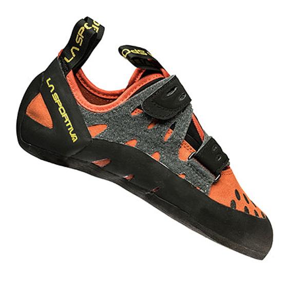LA SPORTIVA(ラ・スポルティバ) タランチュラ/フレイム/37.5 10C304304アウトドアギア クライミング用 トレッキングシューズ トレッキング 靴 ブーツ オレンジ