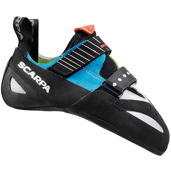 SCARPA(スカルパ) ブースティック/シアン/スプリング/#38 SC20130ブーツ 靴 トレッキング トレッキングシューズ クライミング用 アウトドアギア