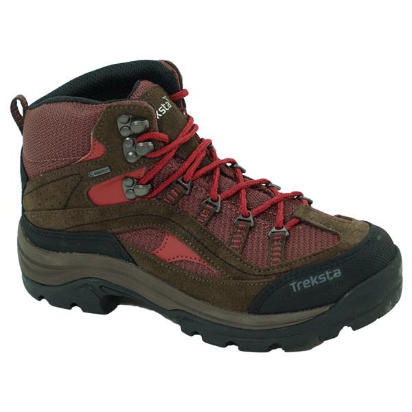 TrekSta(トレクスタ) エボリューションIIIGTX/BR/Brick(930)/22.5 EBK016アウトドアギア トレッキング用 トレッキングシューズ トレッキング 靴 ブーツ ブラウン