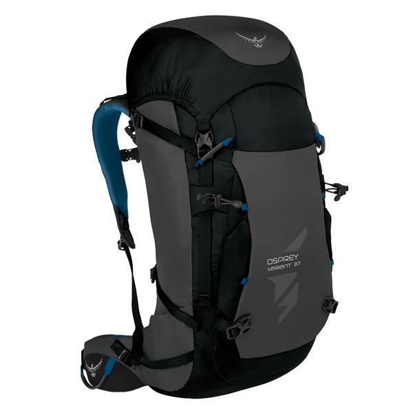 OSPREY(オスプレー) バリアント 37/ギャラクティックブラック/S OS50377男性用 ブラック リュック バックパック バッグ トレッキングパック トレッキング30 アウトドアギア