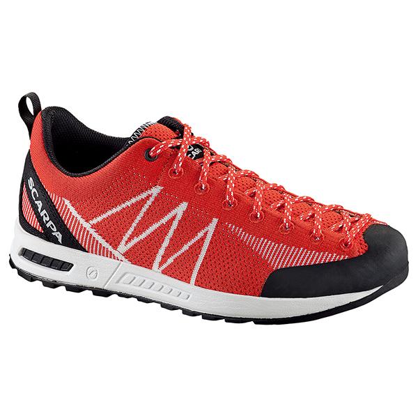 SCARPA(スカルパ) イグアナ/レッド/ホワイト/#43 SC21070レッド ブーツ 靴 トレッキング トレッキングシューズ クライミング用 アウトドアギア