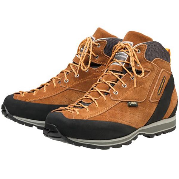Caravan(キャラバン) グランドキングGK23/350アプリコット/27cm 0011230男女兼用 ブラウン ブーツ 靴 トレッキング トレッキングシューズ トレッキング用 アウトドアギア