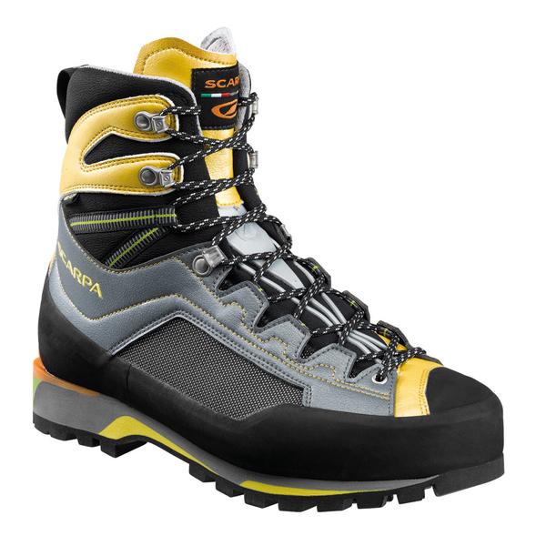 SCARPA(スカルパ) レベル GTX/ブラック/グレー/#41 SC23248ブーツ 靴 トレッキング トレッキングシューズ アルパイン用 アウトドアギア
