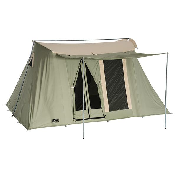 Kirkhams (カーカムス) ハイラインスプリングバーテント8 19860023グレー テント タープ キャンプ用テント キャンプ大型 アウトドアギア