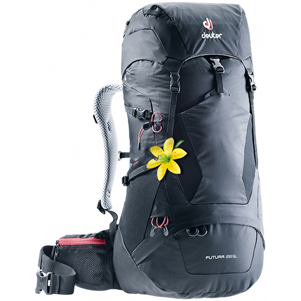 deuter(ドイター) フューチュラ 28 SL ブラック D3400618-7000アウトドアギア トレッキング20 トレッキングパック バッグ バックパック リュック ブラック 女性用