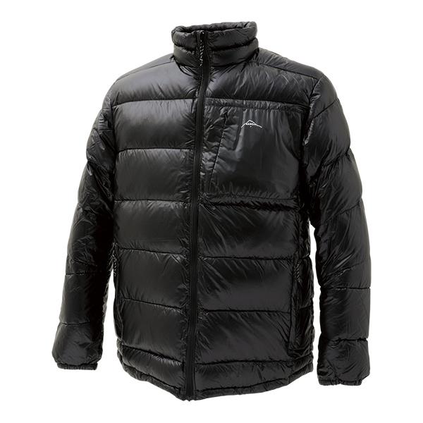 NANGA(ナンガ) スーパーライトダウンジャケット/BLK/S SPJK104男性用 ブラック アウター メンズウェア ウェア ダウンジャケット ダウンジャケット男性用 アウトドアウェア