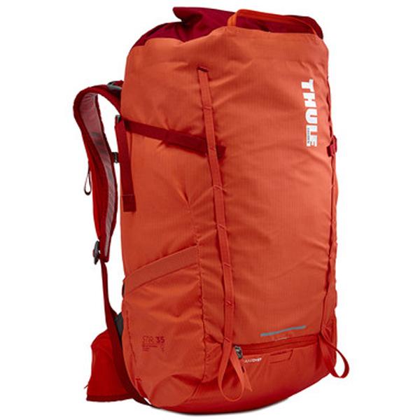 THULE(スーリー) Thule Stir 35L Womens Hiking Pack Roarangeオレンジ 211403男女兼用 オレンジ リュック バックパック バッグ デイパック デイパック アウトドアギア
