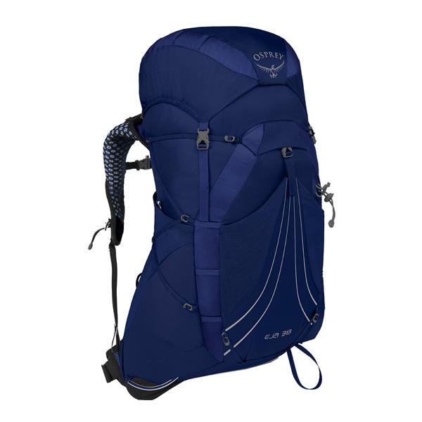 OSPREY(オスプレー) エイジャ 38/イクイノックスブルー/M OS50337女性用 ブルー リュック バックパック バッグ トレッキングパック トレッキング30 アウトドアギア