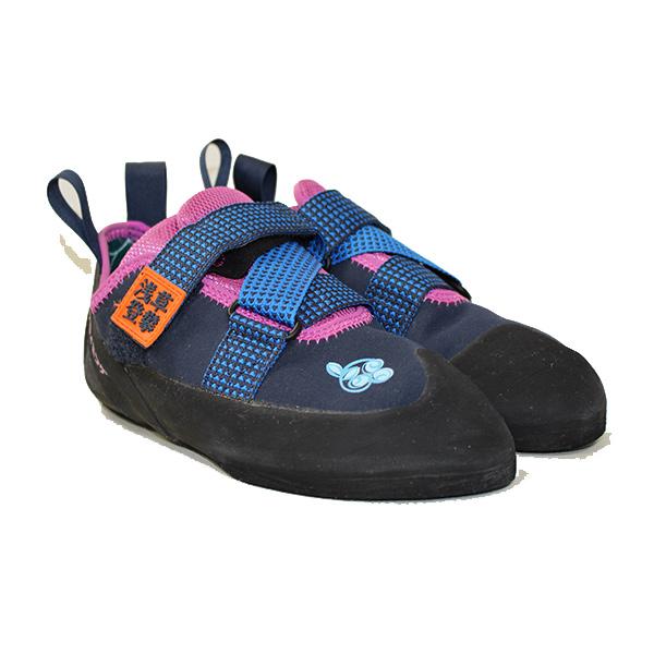 浅草クライミング KAGAMI/Navy/22.5cm 171101ネイビー ブーツ 靴 トレッキング トレッキングシューズ クライミング用 アウトドアギア
