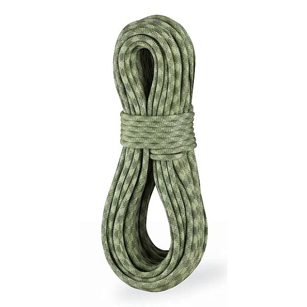 EDELRID(エーデルリッド) パイトン 10mm/オアシスxグレー/ 50m ER71080-050アウトドアギア シングルロープ ロープ アウトドア 登山 トレッキング おうちキャンプ