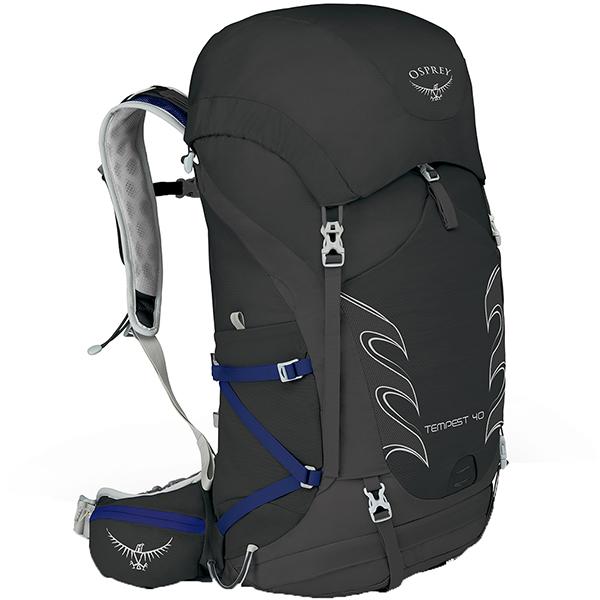 OSPREY(オスプレー) テンペスト 40/ブラック/S/M OS50261002004アウトドアギア トレッキング40 トレッキングパック バッグ バックパック リュック ブラック 女性用