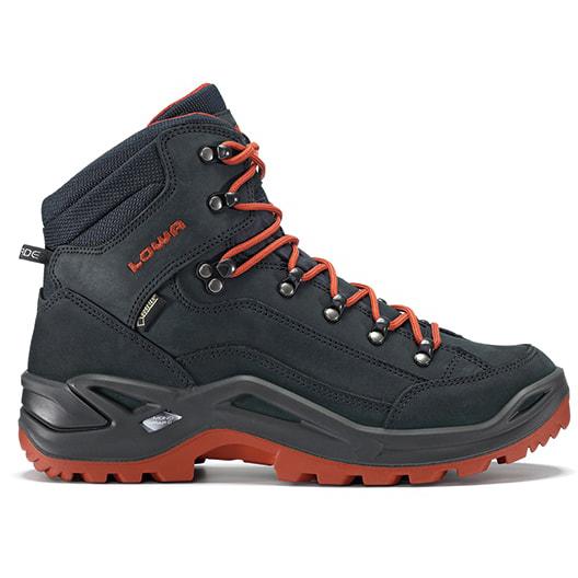 LOWA(ローバー) レネゲードGT MID/N(ネイビー)/7 L310945-6975-7男性用 ネイビー ブーツ 靴 トレッキング トレッキングシューズ トレッキング用 アウトドアギア