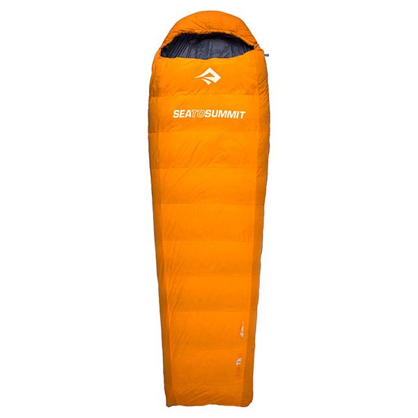 SEA TO SUMMIT(シートゥーサミット) トレック TkII/ショート ST81362スリーシーズンタイプ(三期用) シュラフ 寝袋 アウトドア用寝具 マミー型 マミースリーシーズン アウトドアギア