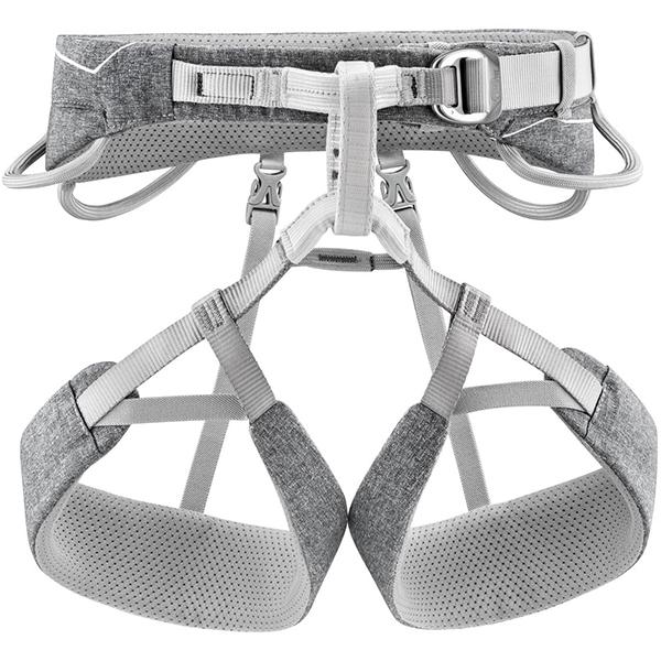 PETZL(ペツル) サマ/M C021AA01アウトドアギア 指定なし 登山 トレッキング ハーネス グレー おうちキャンプ
