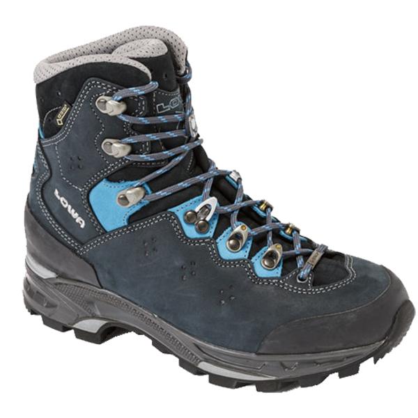 LOWA(ローバー) ラベーナ2 GT WXL ウィメンズ/ネイビー×ターコイズ/5H L220694-6969アウトドアギア トレッキング用女性用 トレッキングシューズ トレッキング 靴 ブーツ おうちキャンプ