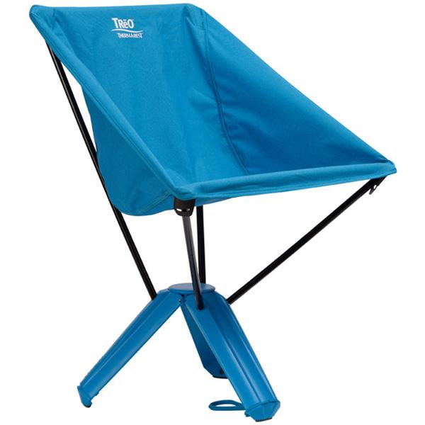 thermarest(サーマレスト) トレオチェア/スイディッシュブルー 30927ブルー イス レジャーシート テーブル チェア コンパクトチェア アウトドアギア