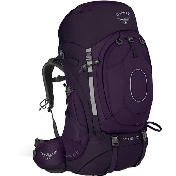 OSPREY(オスプレー) ゼナ 70/クラウンパープル/M OS50022001005アウトドアギア トレッキング70 トレッキングパック バッグ バックパック リュック パープル 女性用