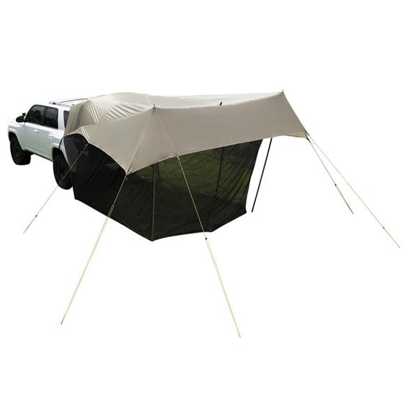 SLUMBER JACK(スランバージャック) ROADHOUSE SCREEN TARP/Khaki Beige A58756019KBベージュ タープ タープ テント カーサイド型 カーサイド型 アウトドアギア