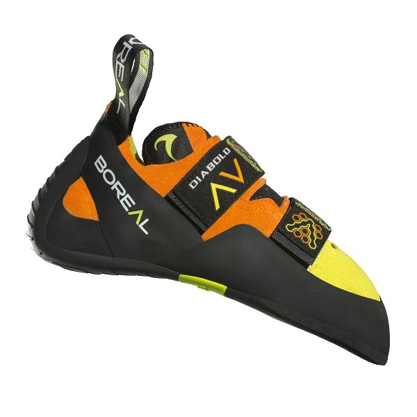 BOREAL(ボリエール) ディアボロ/#8.5 BO20375オレンジ ブーツ 靴 トレッキング トレッキングシューズ クライミング用 アウトドアギア