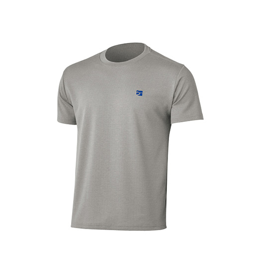finetrack(ファイントラック) MENSラミースピンドライT/LD/S FMM0241男性用 グレー カットソー Tシャツ トップス 半袖Tシャツ 半袖Tシャツ男性用 アウトドアウェア