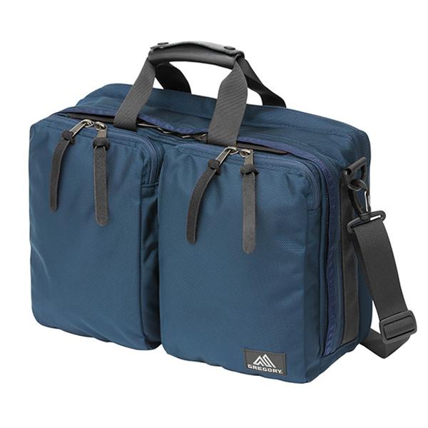 GREGORY(グレゴリー) カバートエクステンデッドミッション/インディゴ 733271439男女兼用バッグ バッグ ブランド雑貨 トラベル・ビジネスバッグ 3WAYバッグ アウトドアギア