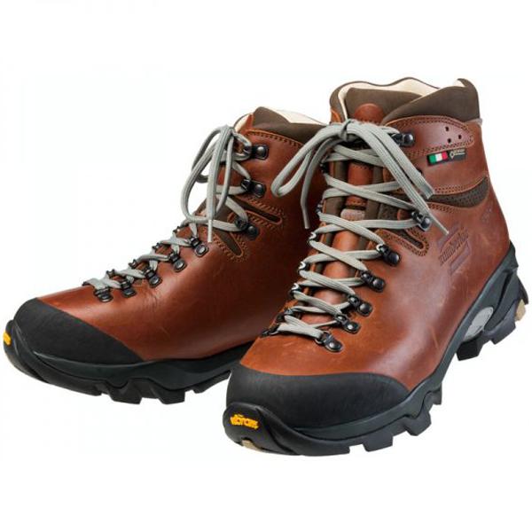 Zamberlan(ザンバラン) ヴィオーズLUX GT Ms/481ブリック/EU43 1120106アウトドアギア ハイキング用 トレッキングシューズ トレッキング 靴 ブーツ ブラウン 男性用
