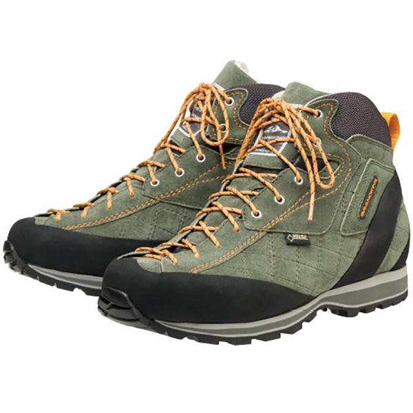 Caravan(キャラバン) グランドキングGK23/572セージグリーン/23cm 0011230男女兼用 グリーン ブーツ 靴 トレッキング トレッキングシューズ トレッキング用 アウトドアギア
