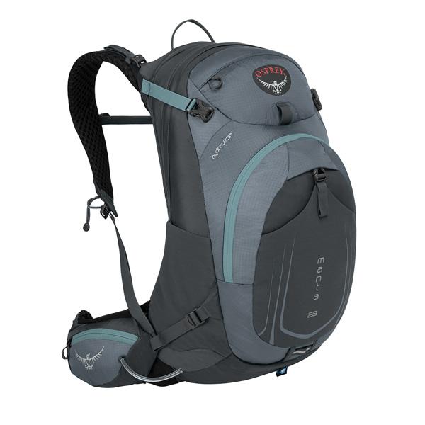OSPREY(オスプレー) マンタAG 28/フォッシルグレー/M/L OS56031グレー リュック バックパック バッグ トレッキングパック トレッキング20 アウトドアギア