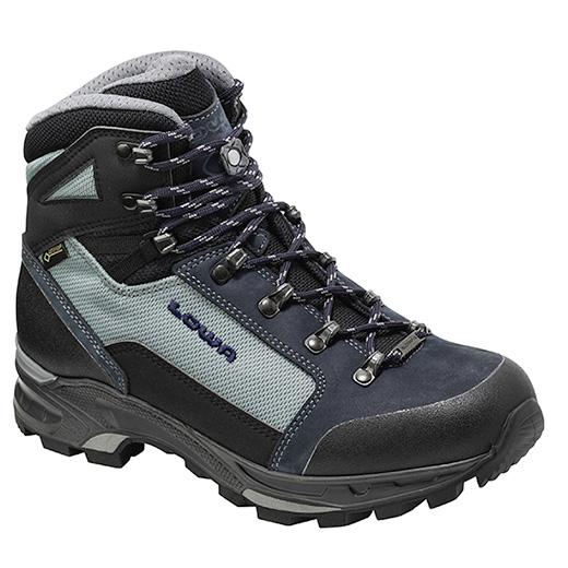LOWA(ローバー) メリーナ2 GT WXL/ウィメンズ/ネイビー×ライトグレー/5H L020230-6923-5Hアウトドアギア トレッキング用女性用 トレッキングシューズ トレッキング 靴 ブーツ おうちキャンプ