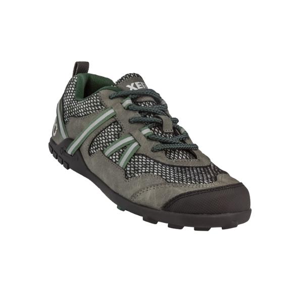 XEROSHOES(ゼロシューズ) テラフレックス メンズ/フォレスト/M7.5 TXM-FGNアウトドアギア トレイルランシューズ アウトドアスポーツシューズ トレッキング 靴 ブーツ 男性用