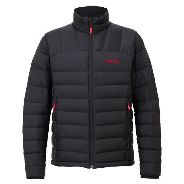Marmot(マーモット) Douce Down Jacket /BK/M TOMMJL31男性用 ブラック アウター メンズウェア ウェア ダウンジャケット ダウンジャケット男性用 アウトドアウェア