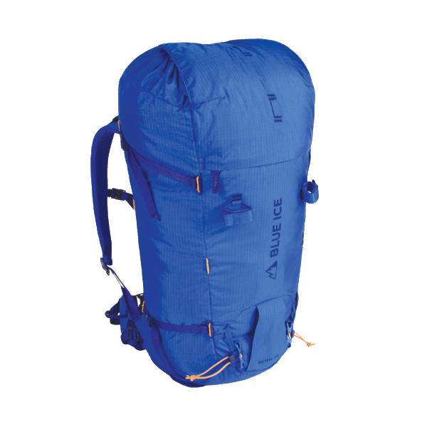 blue ice(ブルーアイス) ワーソッグ45L/ターキッシュブルー/M 100012アウトドアギア トレッキング40 トレッキングパック バッグ バックパック リュック ブルー