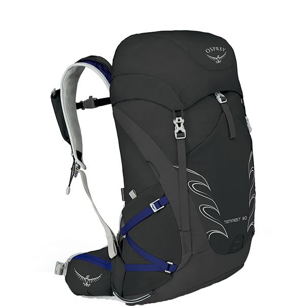 OSPREY(オスプレー) テンペスト 30/ブラック/XS/S OS50262女性用 ブラック リュック バックパック バッグ トレッキングパック トレッキング30 アウトドアギア