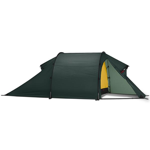 HILLEBERG(ヒルバーグ) ヒルバーグ テント Nammatj Green 12770014グリーン 二人用(2人用) テント タープ 登山用テント 登山2 アウトドアギア