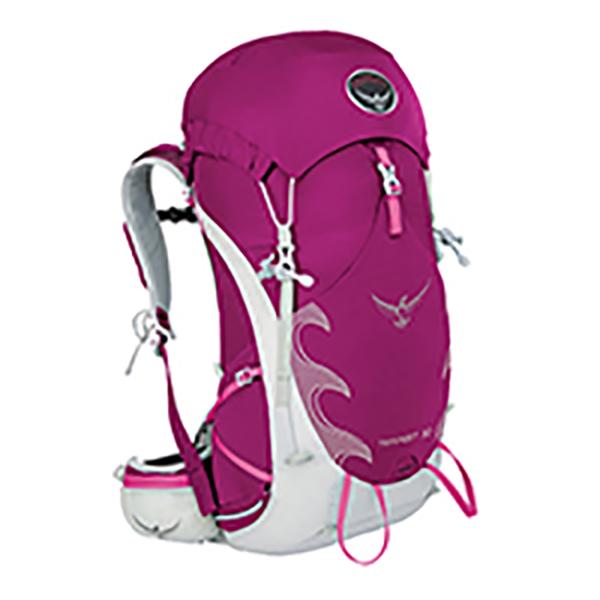 OSPREY(オスプレー) テンペスト 30/ミスティックマジェンタ/S/M OS50289女性用 パープル リュック バックパック バッグ トレッキングパック トレッキング30 アウトドアギア