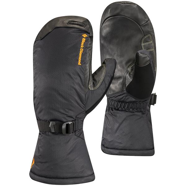 Black Diamond(ブラックダイヤモンド) スーパーライトミット/ブラック/M BD73131男女兼用 ブラック ウインタータイプ(冬用) 手袋 メンズウェア ウェア ウェアアクセサリー 冬用グローブ アウトドアウェア